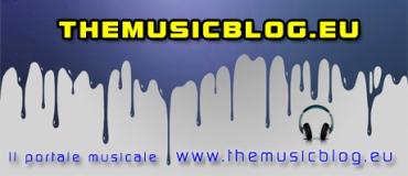 Il banner del sito Themusicblog.eu