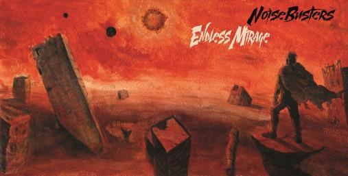 NoiseBusters - EndlessMirageCover
